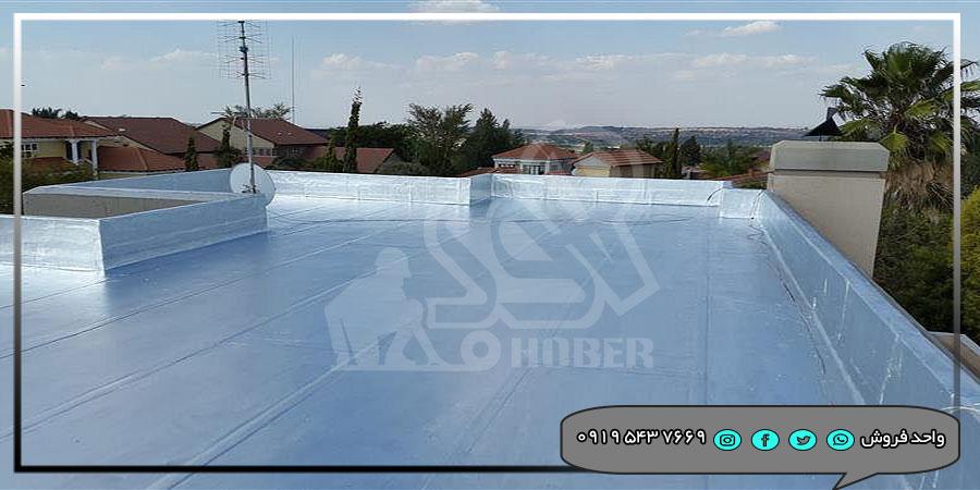 فروش ویژه ایزوگام پلیمری پشت بام ساختمان