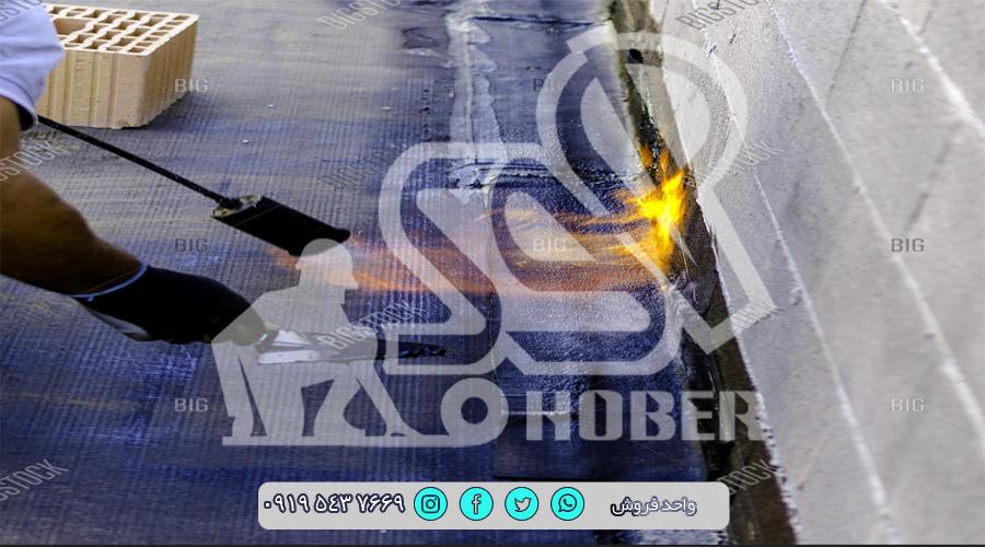 خرید ایزوگام تبریز از درب کارخانه