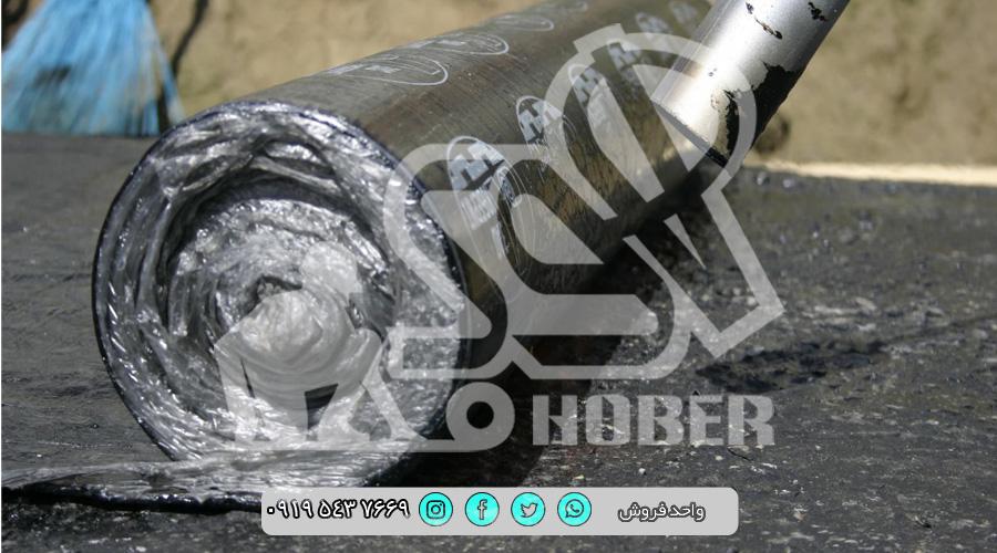 فروش عمده ایزوگام دلیجان در مشهد